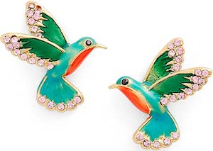 Kate Spade Hummingbird Earrings