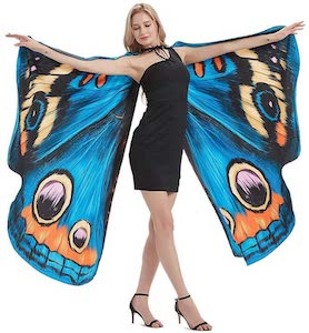 Women's Butterfly Wings Costume