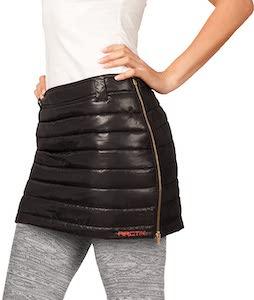 Winter Coat Style Skirt