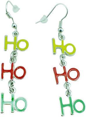 Ho Ho Ho Christmas Earrings