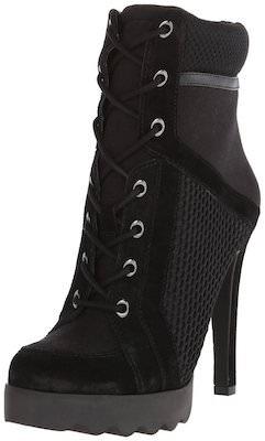 Nine West Black Sporty Heels