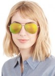 Women's Sunny Things Aviator Sunglasses