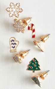 Holiday Earrings Set