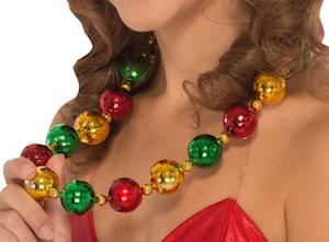 Christmas Decoration Necklace