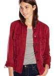 Red Sunset Safari Jacket