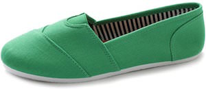 Ollie Women's Canvas Flats