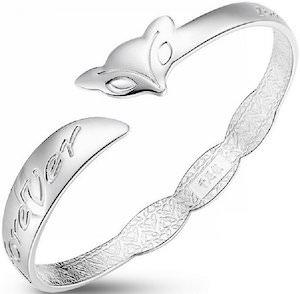 Love You Forever Fox Bracelet
