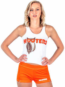 Women's Hooters Costume For Halloween