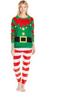 Women's Elf Pajama
