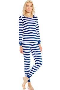 Women's Striped Pajamas