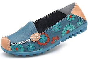 Women's Floral Slip-On Shoes (Available In Many Colors)