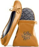 Silky Toes Foldable Flats
