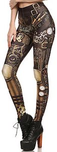 Steampunk Tights