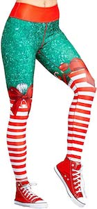 Women's Christmas Workout Leggings