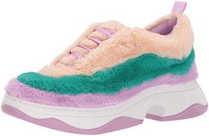 Fuzzy Sneakers