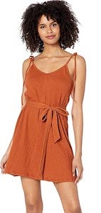 Billabong Brown Mini Dress