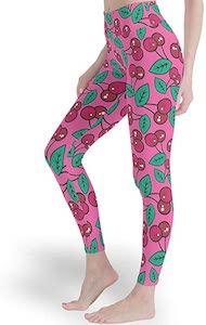 Women's Cherry Leggings