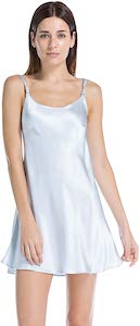 women's Silk Chemise Nightgown